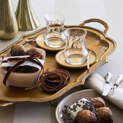 Lav TROYAS1 12 Parçalı Cam Çay Seti