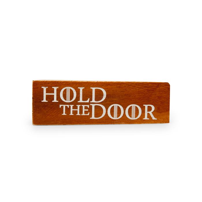 Resim  Hold The Door Kapı Stoperi - Asorti
