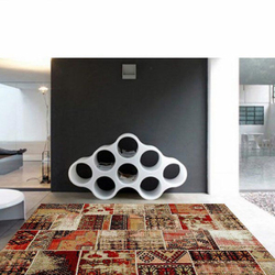 Merinos PT006-110 Modern Palet Halı - 120x170 cm