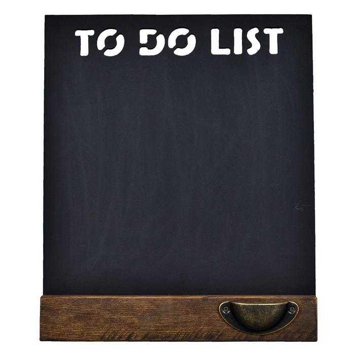 Resim  Utyawood To Do List Masaüstü Yazı Tahtası