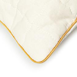 Kupon Yün Yastık (Beyaz) - 50x70 cm