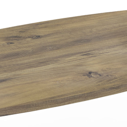 Just Home Casual Orta Sehpa (Siyah/Ahşap)- 118x50 cm