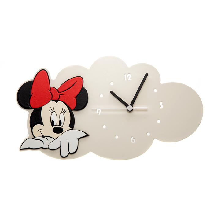 Minnie Çocuk Odası Saati