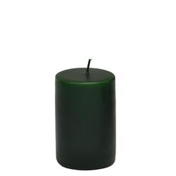 Horizon Silindir Mum (Yeşil) - 6x6 cm