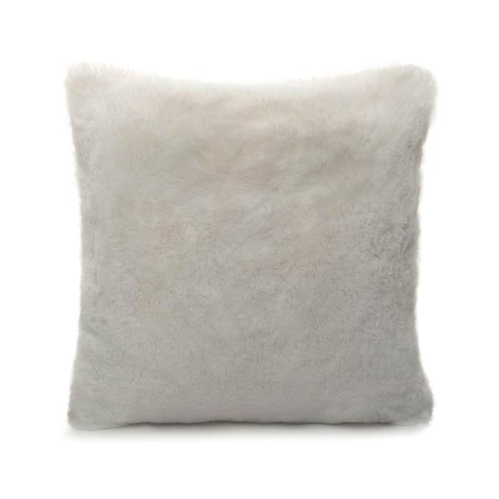 Linnea Post Kırlent (Beyaz) - 45x45 cm