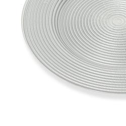 İpek Sarmal Supla -Gümüş / 33 cm