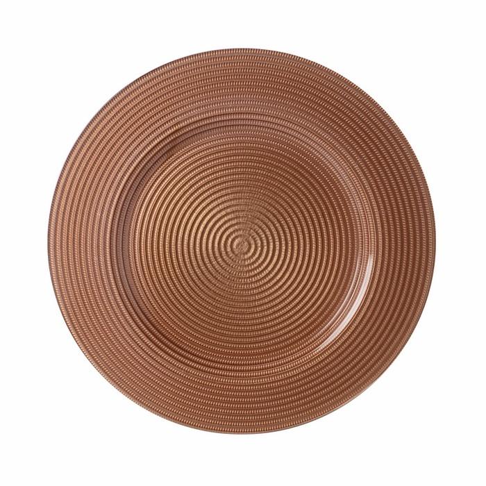 İpek Sarmal Supla - Bronz / 33 cm