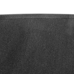 Safir Light Ahşap Abajur Siyah Ayak - Siyah Şapka