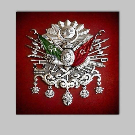Resim  K Dekorasyon KM30-1227 Mdf Tablo - 30x30 cm