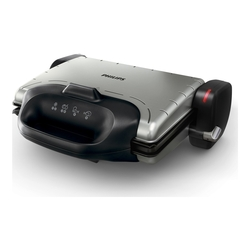Philips HD 4467/90 Tost Makinesi - Gri / 2000 Watt
