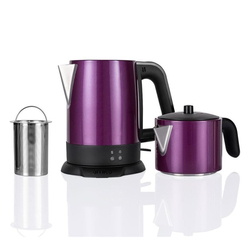 Arnica IH33152 Demli Çay Makinesi - Mor / 1,5 lt