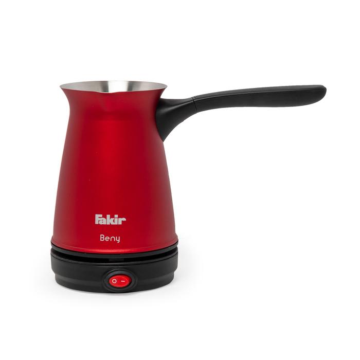 Fakir Beny Türk Kahve Makinesi - Kırmızı / 800 Watt