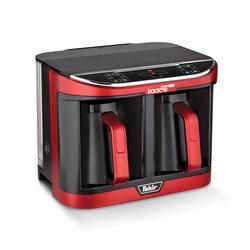 Fakir Kaave Dual Pro Türk Kahve Makinesi - Kırmızı / 1470