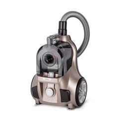 Fakir Ranger Electronic Toz Torbasız Süpürge - Mat Kum / 890 Watt