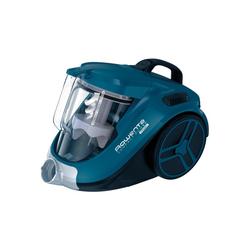 Rowenta RQ3733 Toz Torbasız Süpürge - Mavi / 600 Watt