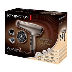 Remington AC8002 Silk Saç Kurutma Makinesi - Kahverengi / 2200 Watt