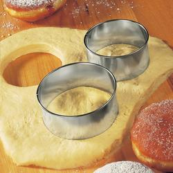 Zenker 2'li Donut Kalıbı - 8 cm