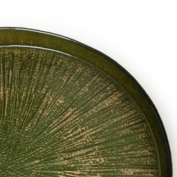 Cemile 6'lı Pasta Tabağı - Rexy Yeşil