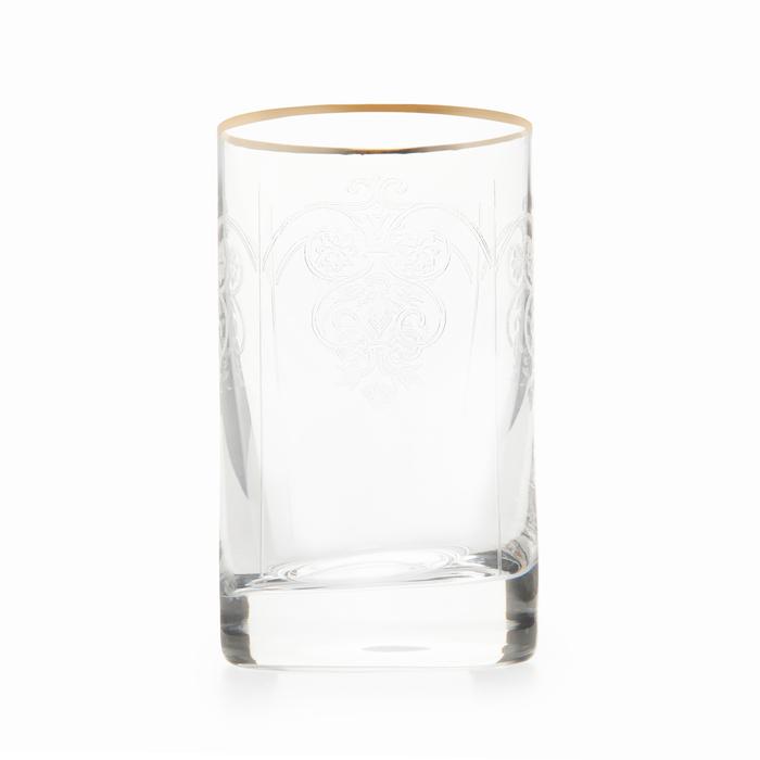 Cemile Helen Gold 6'lı Kahve Yanı Su Bardağı - 150 cc
