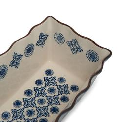 Cemile Baton Kek Kalıbı - Mavi