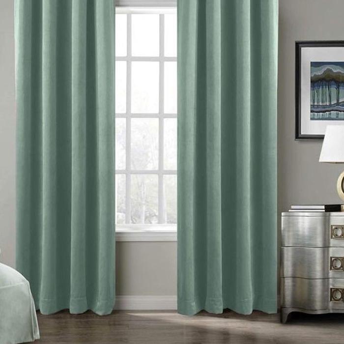Resim  Premier Home Harmony Fon Perde (Yeşil) - 140x270 cm