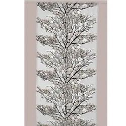 Melodie Tül Fon Perde (Mavi Beyaz) - 145x250 cm