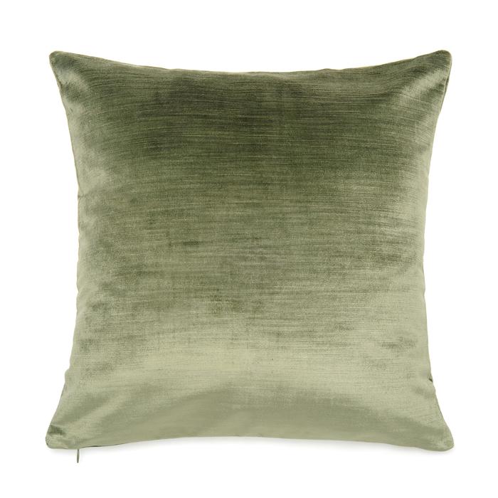 Melodie Kadife Kırlent Kılıfı (Yeşil) - 45x45 cm