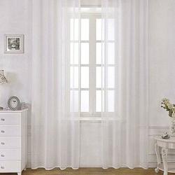 Premier Home Unique Keten Tül (Beyaz) - 300x260 cm