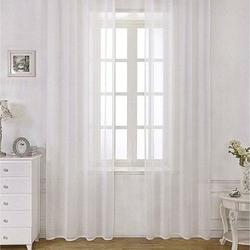 Premier Home Unique Keten Tül (Krem) - 200x260 cm