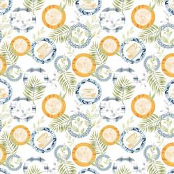 Premier Home Yaprak Desenli Masa Örtüsü - 140x170 cm