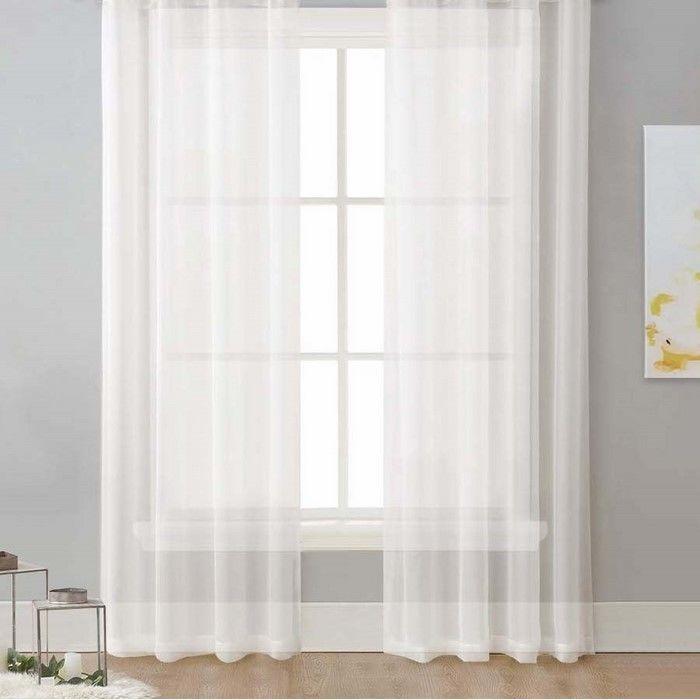 Premier Home Tül Perde (Ekru) - 250x260 cm