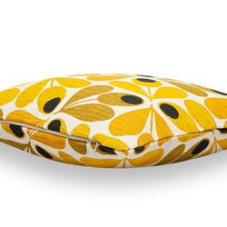 Premier Home Arella Keten Kırlent (Sarı) - 45x45cm