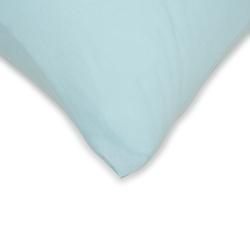 Açelya Penye 2'li Yastık Kılıfı (Turkuaz) - 50x70 cm