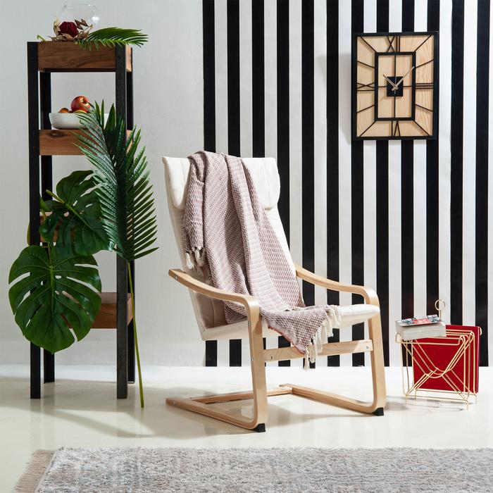 Evim Home Dalia Koltuk Şalı (Kiremit) - 130x170 cm