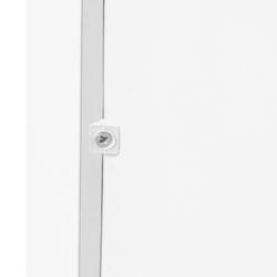 Just Home Noble 2 Çekmeceli Komodin - Beyaz