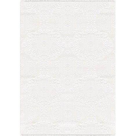 Resim  İpekçe Home S-41 Digital Saçaklı Halı - 100x140 cm