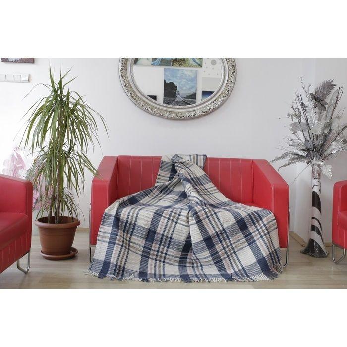 Resim  Cotton Box Garden Elena Tek Kişilik Battaniye (Asorti) - 150x200 cm