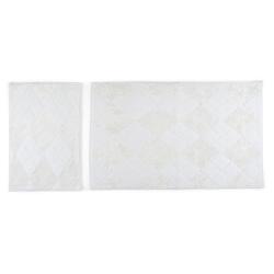 Towello Diamond 2'li Klozet Takımı - Beyaz