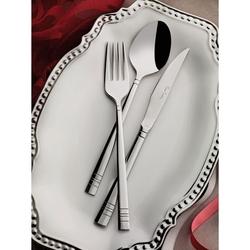 Pierre Cardin 71109211 12 Kişilik Çelik Glitter Çatal Bıçak Seti