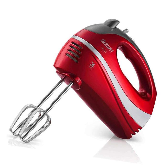 Resim  Arzum AR1037 Mixxi Eco Mikser - Kırmızı / 700 Watt