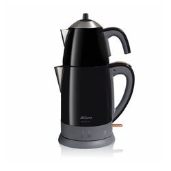 Arzum AR3055 Çaycı Lux Çay Makinesi - Blackline