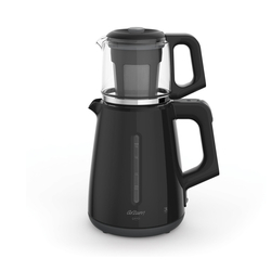 Arzum AR3061 Çaycı Çay Makinesi - Siyah / 1,8 lt