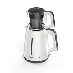 Arzum AR3061 Çaycı Çay Makinesi - Beyaz / 1,8 lt