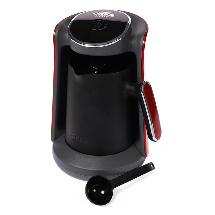 Arzum OK004N Okka Mınıo Türk Kahve Makinesi - Nar Çiçeği / 480 Watt