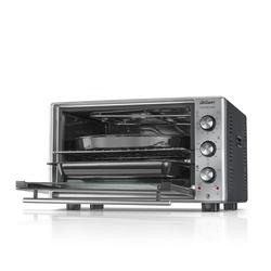 Arzum AR2002 Cookart Maxi 50 Lt Çift Camlı Fırın - Paslanmaz Çelik