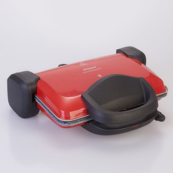Arzum AR2009 Sultane Granite Tost Makinesi - Kırmızı / 1800 Watt
