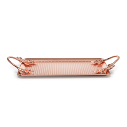 Q-Art Dekoratif Jardinyer - Rose Gold