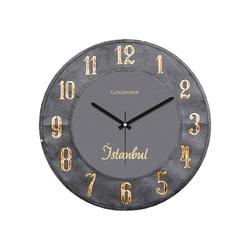 Clockmaker By Cadran CMM59 Mdf Duvar Saati - 30x30 cm
