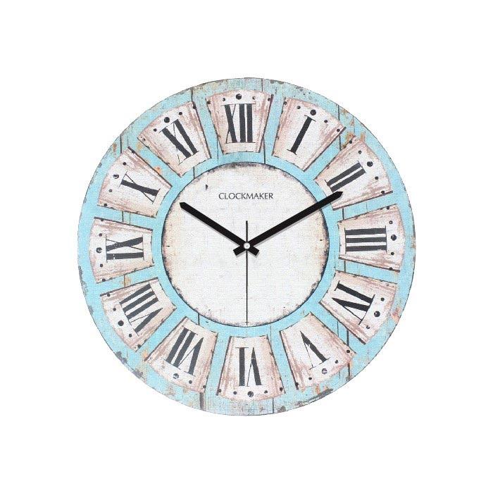 Resim  Clockmaker By Cadran CMM94 Mdf Duvar Saati - 30x30 cm