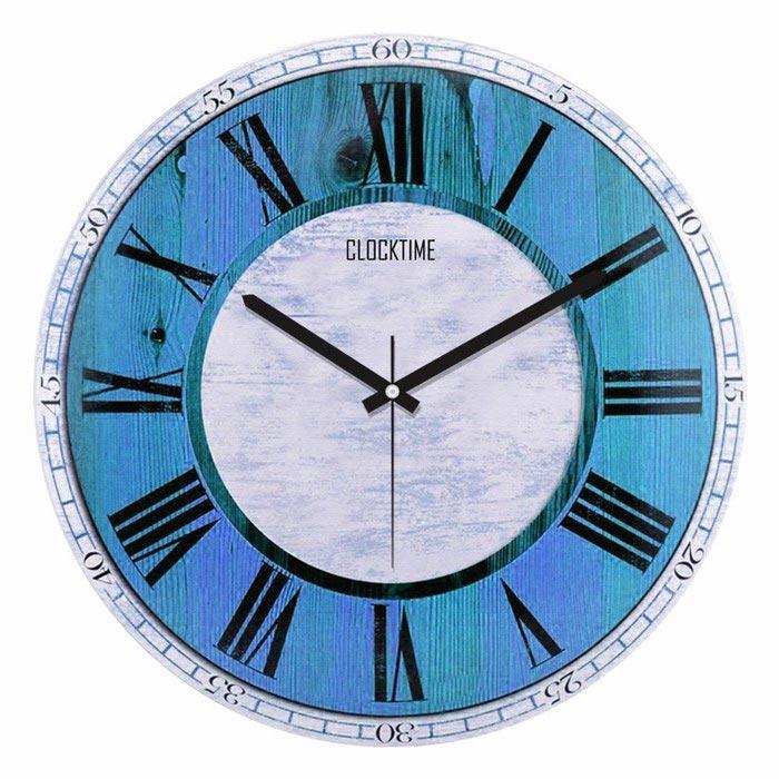 Resim  Clocktime By Cadran CTM41 Duvar Saati - 30x30 cm